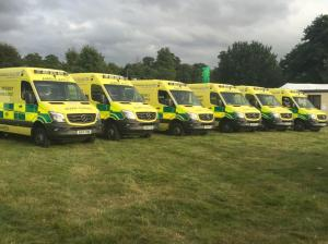 4x4 ambulances