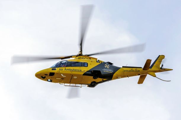 HMED 53 - WNAA in air (wheels up)