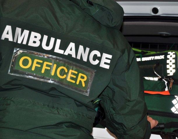ambulance officer 2