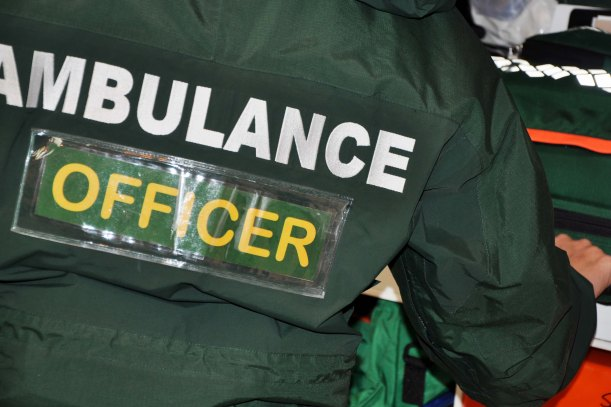 ambulance officer