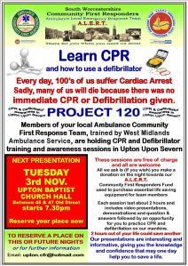 Upton CFR CPR