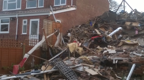House Explosion (28-12-15) 15