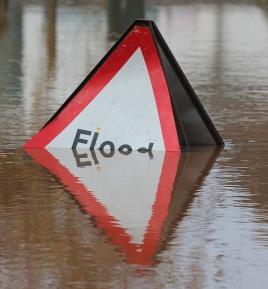 Stock flood image
