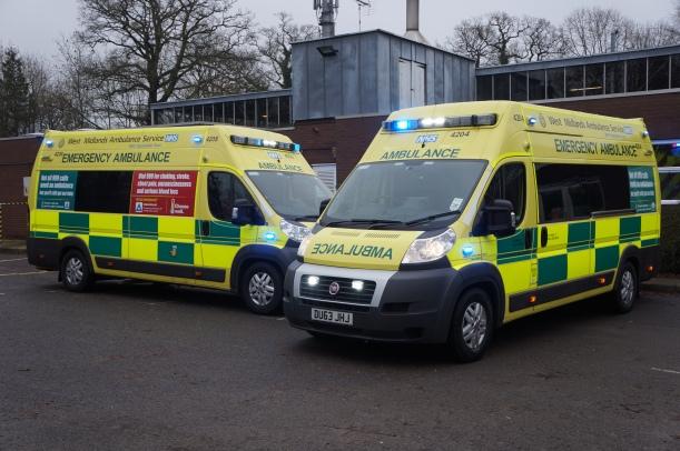 Two Ambulances 2