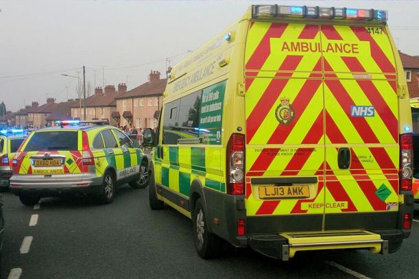 Ambo and Car at RTC