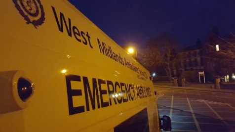 ambulance at night 2