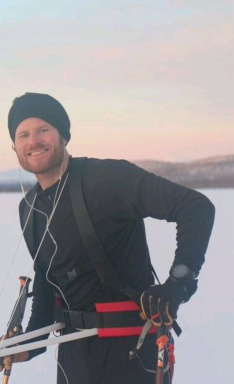 BIRMINGHAM PARAMEDIC SET TO TREK TO THE SOUTH POLE 1