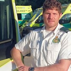 BIRMINGHAM PARAMEDIC SET TO TREK TO THE SOUTH POLE 2