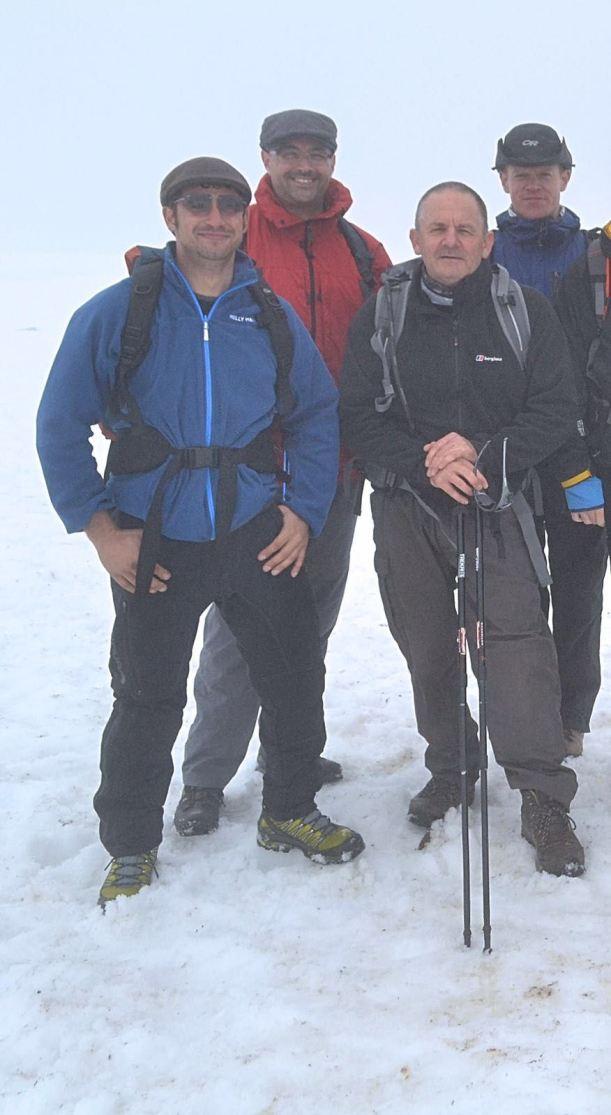 Jethro - Three Peaks Challenge 2