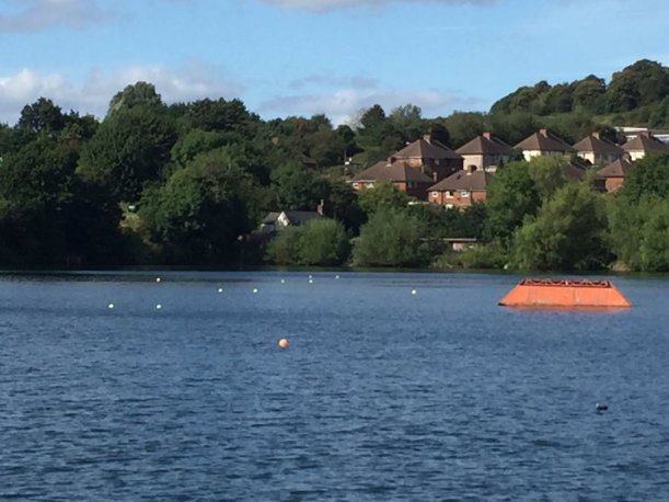 Waterskiing (31-08-16) 2