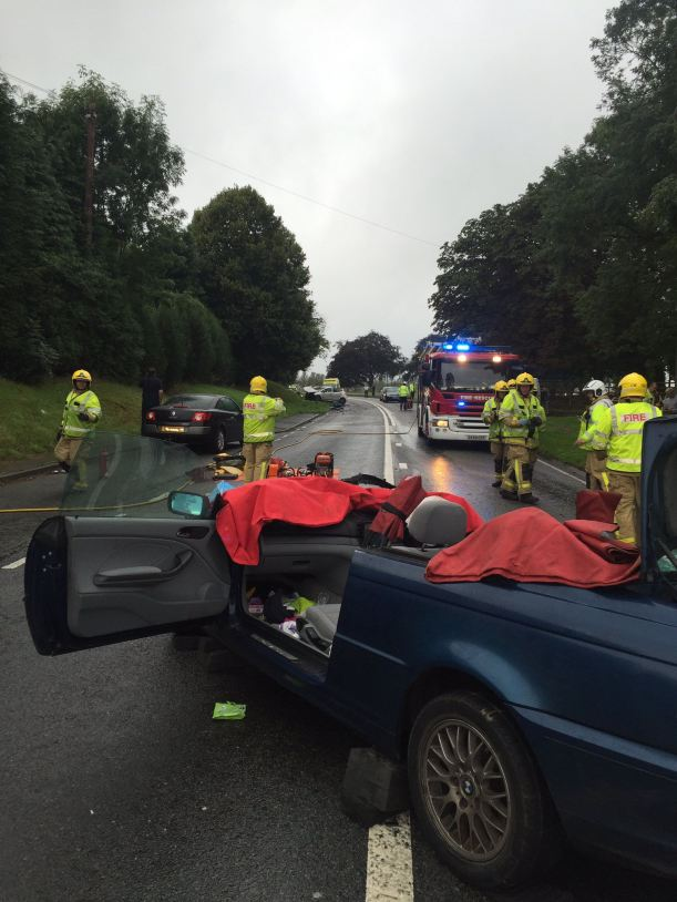 two-injured-in-rtc-in-bridgnorth-courtesy-of-sfrs-bridgnorth-twitter