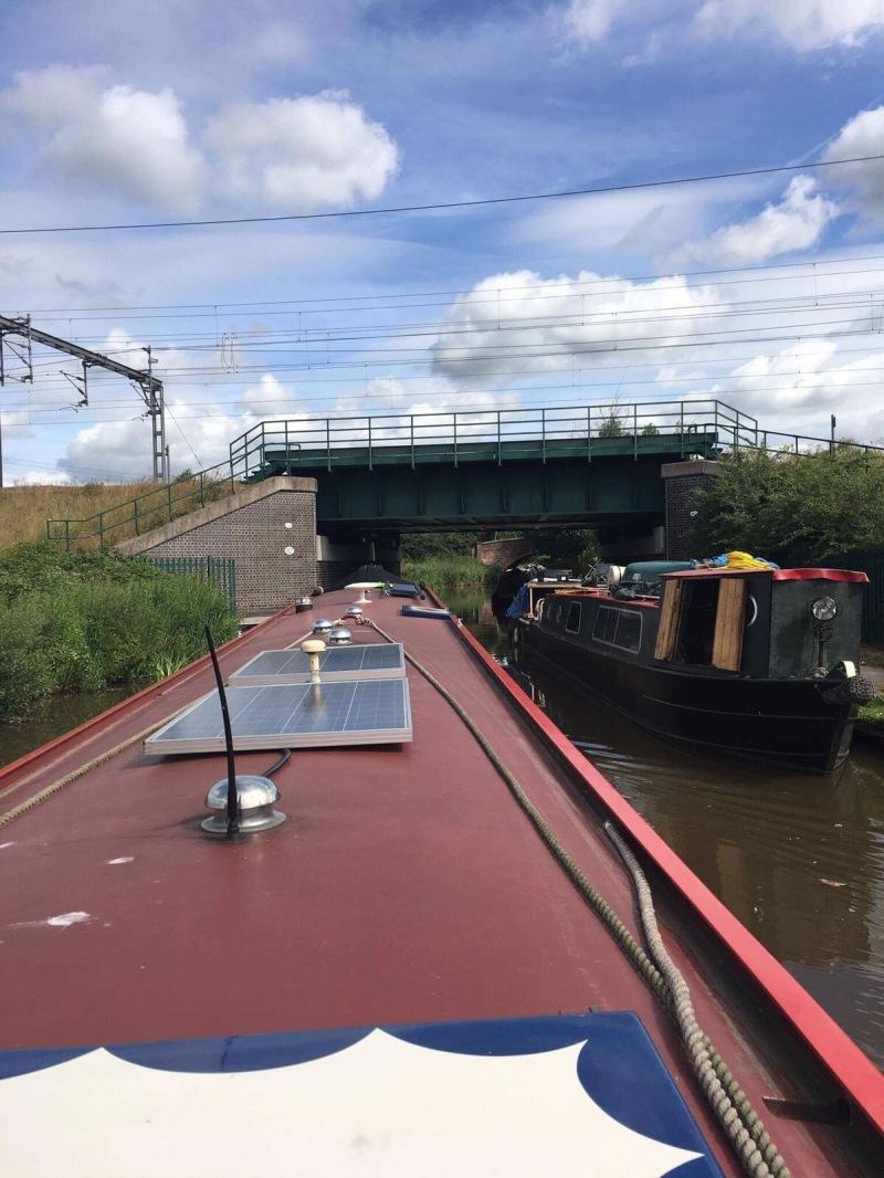 Canal Boat Ambulance
