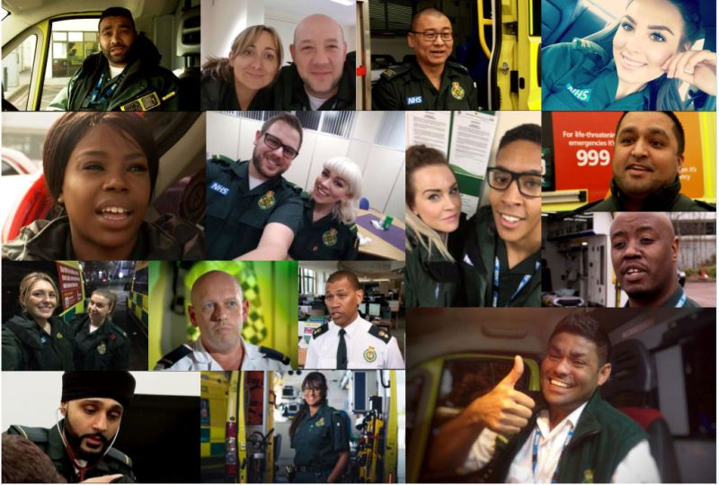 Come and work for WMAS