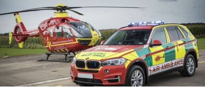 Critical care car MAA