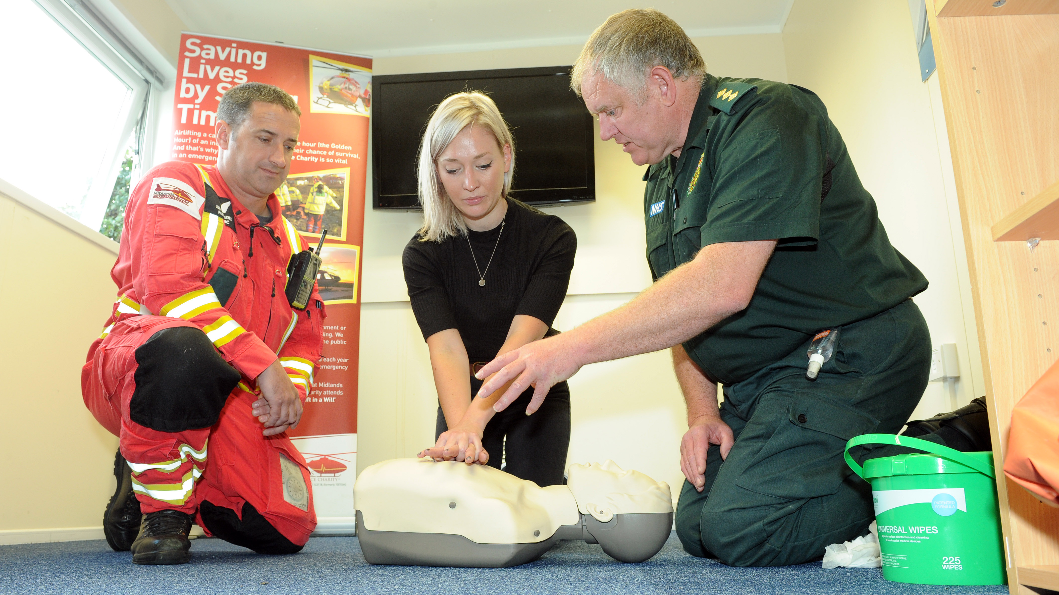 Would you know how to restart a heart? Soon, 30,000 kids will – West