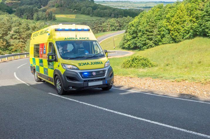 New Ambulance - VCS 19 Plate (Small)