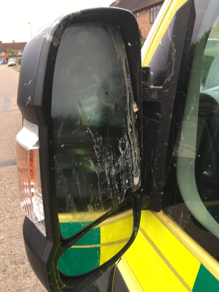Weekend of Asssaults and Ambulance Attacks 1