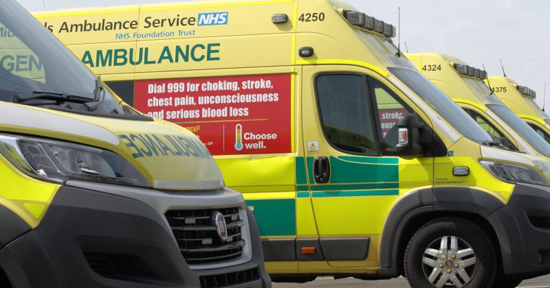 West Midlands Ambulance Service University NHS Foundation
