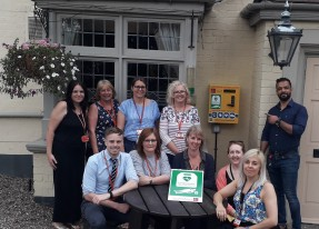 School and pub are helping to save lives in Coventry 2