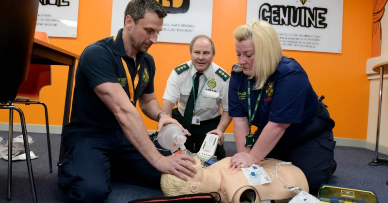 Community First Responders – West Midlands Ambulance Service