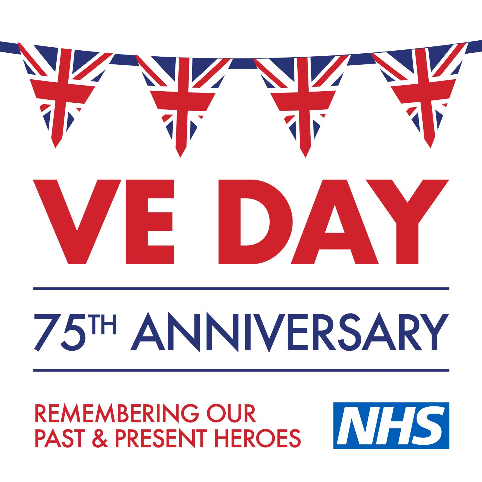 VE Day NHS