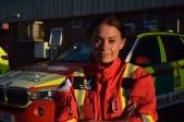 Critical Care Paramedic Fay Pollock